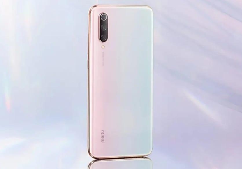Xiaomi Mi CC9e Meitu Custom Edition