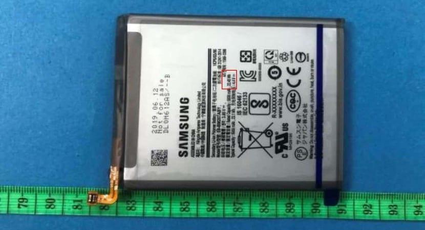 Batería doble capacidad Samsung