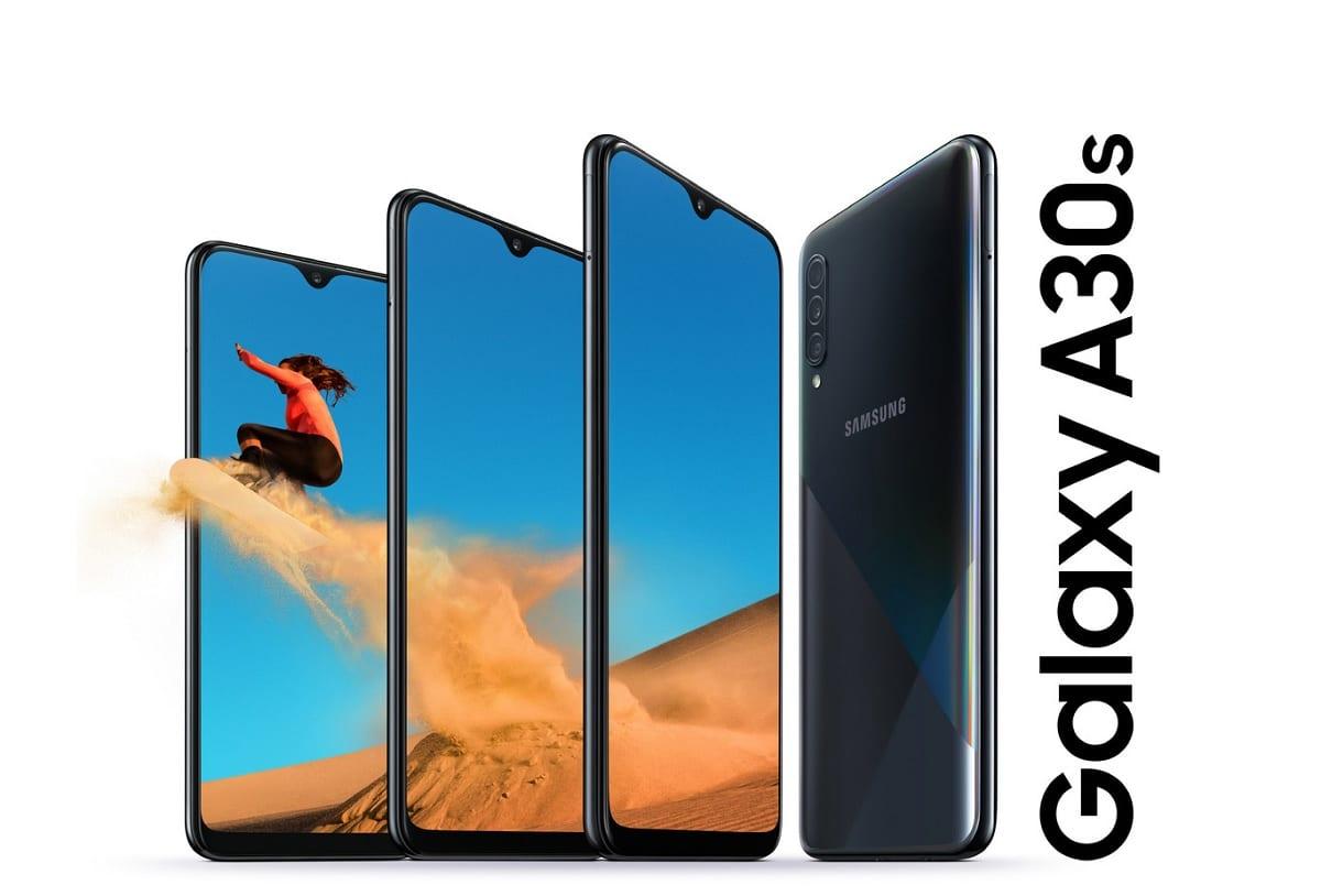 precio del Samsung Galaxy A30s