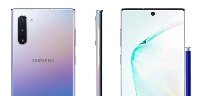Galaxy Note 10(diez) Oficial