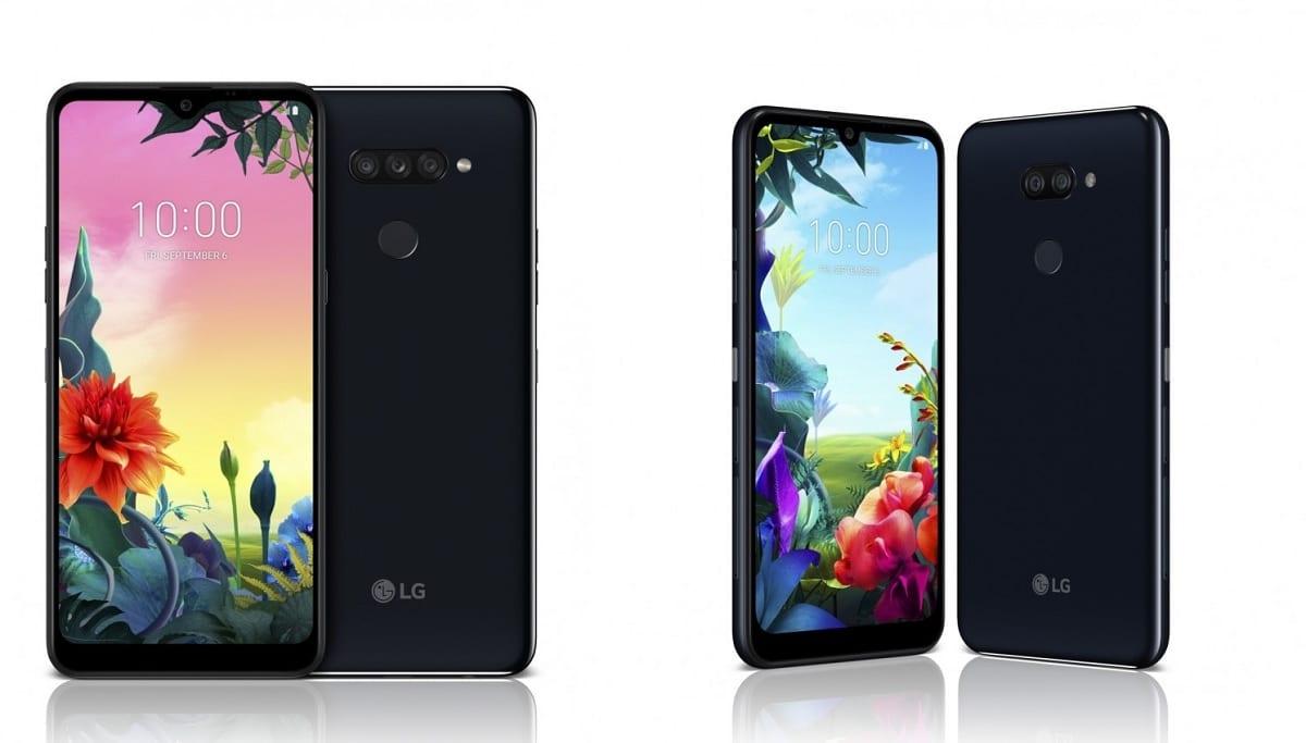 LG K50S Y K40S