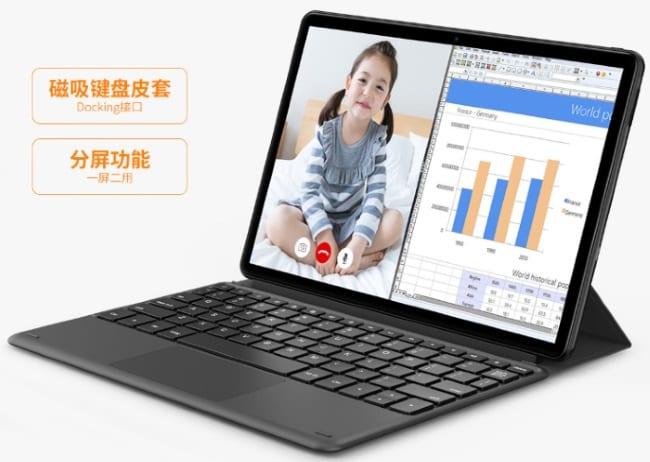 Características y especificaciones de la nueva tableta Teclast T30