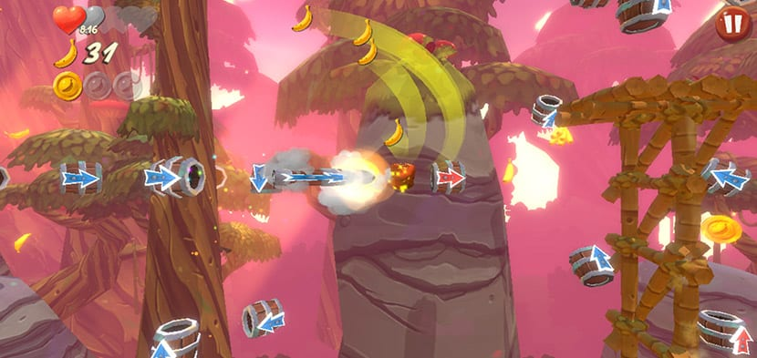 Banana Kong Blast en Android