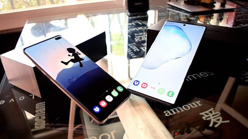 Comparativa Samsung