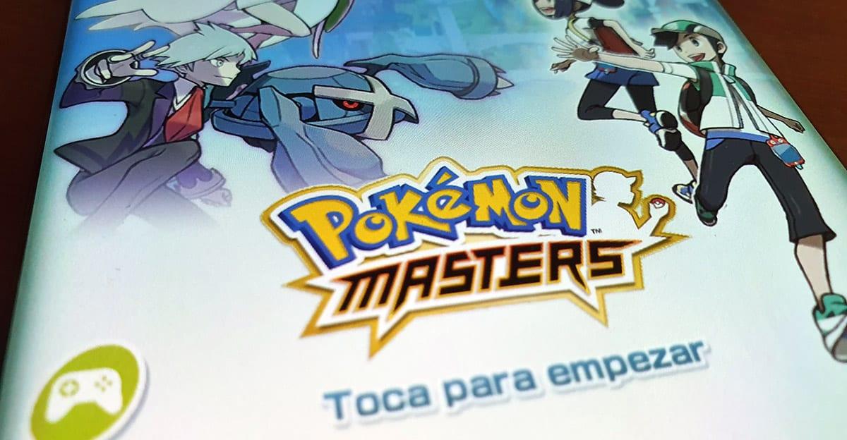 Lanzamiento de Pokémon Masters