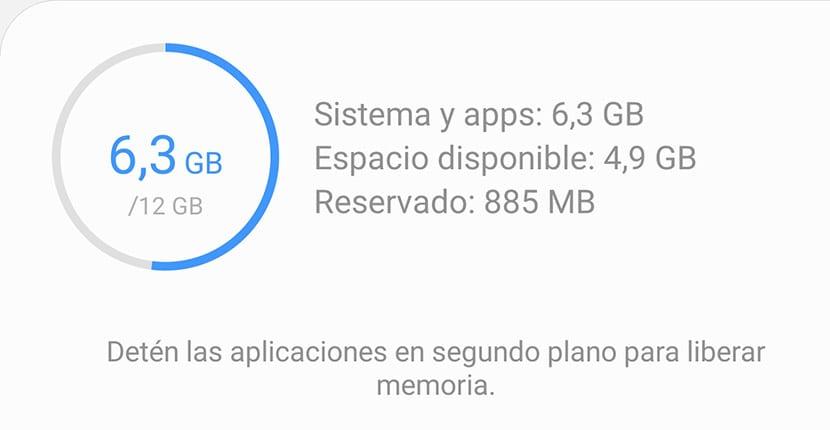 RAM Note 10+