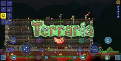 Terraria trial