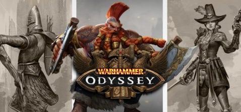 Warhammer Oddisey