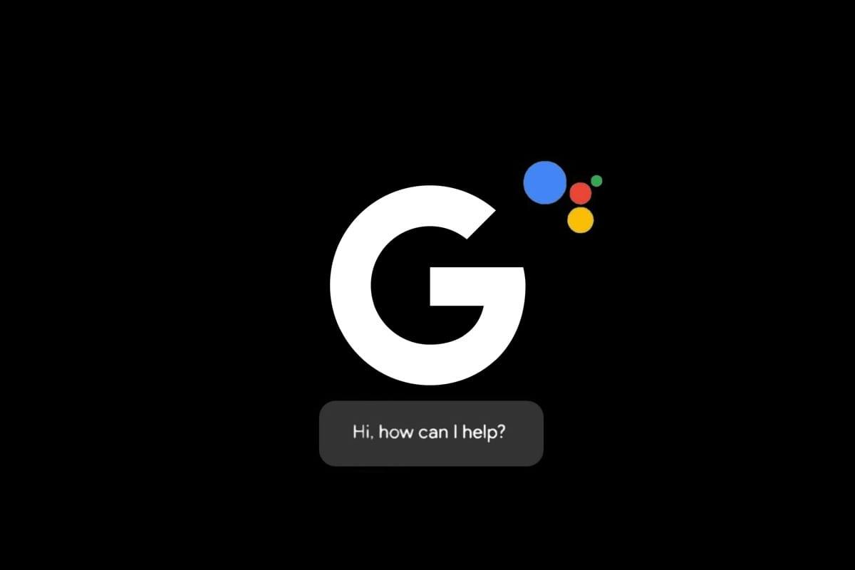 Google Assistant modo oscuro portada