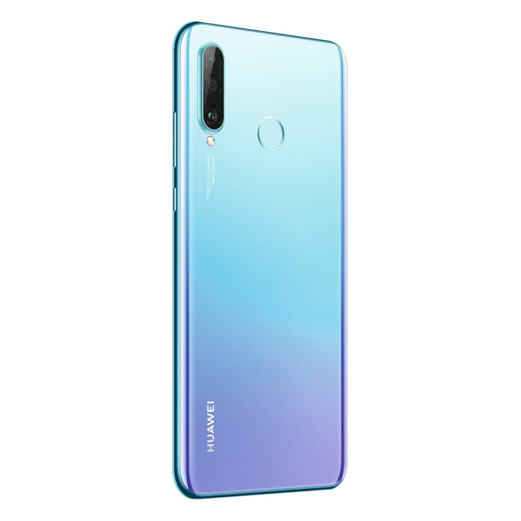 Huawei P30 Lite en color Breathing Crystal