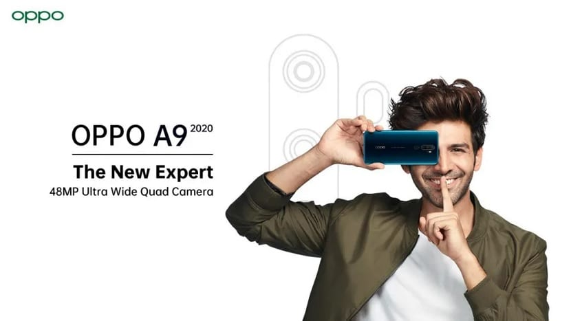 OPPO A9 2019
