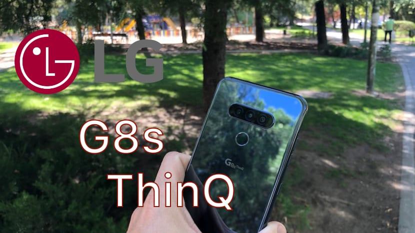 LG G8s ThinQ el curioso control gestual en la fórmula de siempre