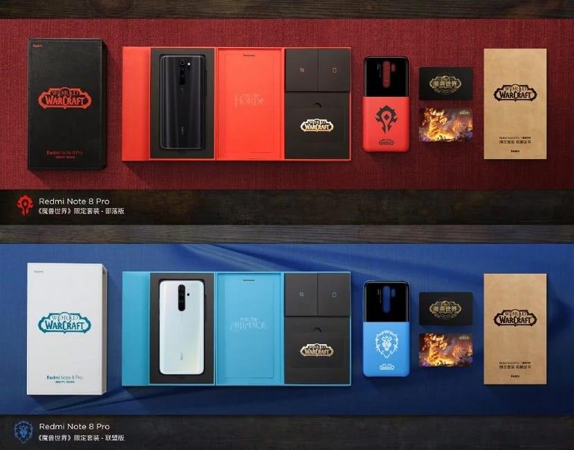 Redmi Note 8 Pro World of Warcraft