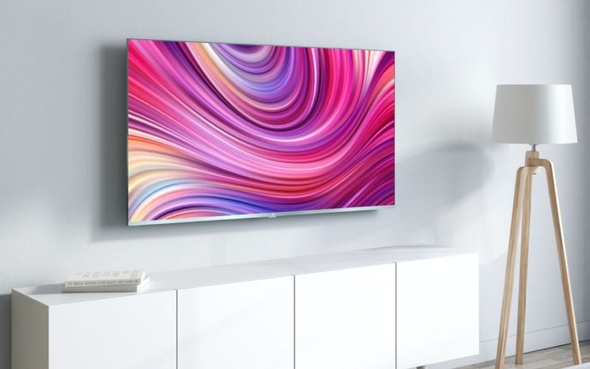 Smart TV Xiaomi Mi Full Screen TV Pro Series