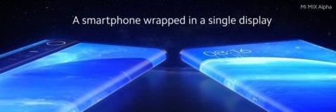 Teléfono plegable Xiaomi Mi MIX Alpha