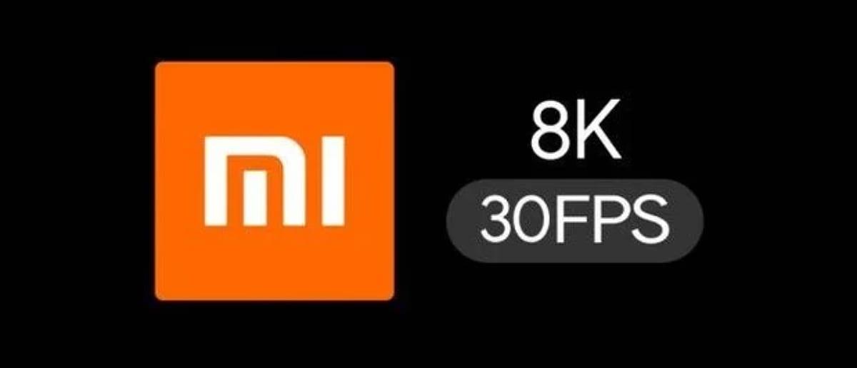 Xiaomi 8K