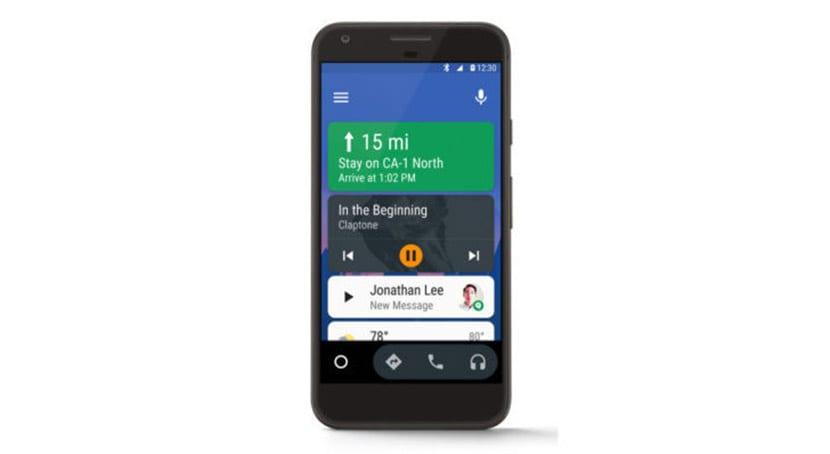 Android Auto nueva app