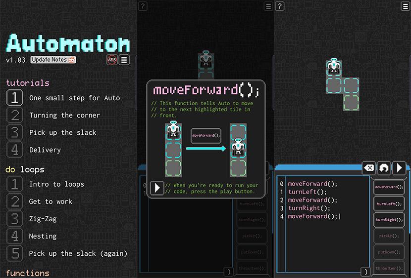 Automaton en Android
