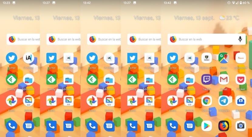 Cómo Cambiar La Forma De Los Iconos De Las Aplicaciones En Android 10 Sin Aplicaciones De Terceros Androidsis