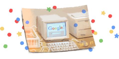 Google 21 años