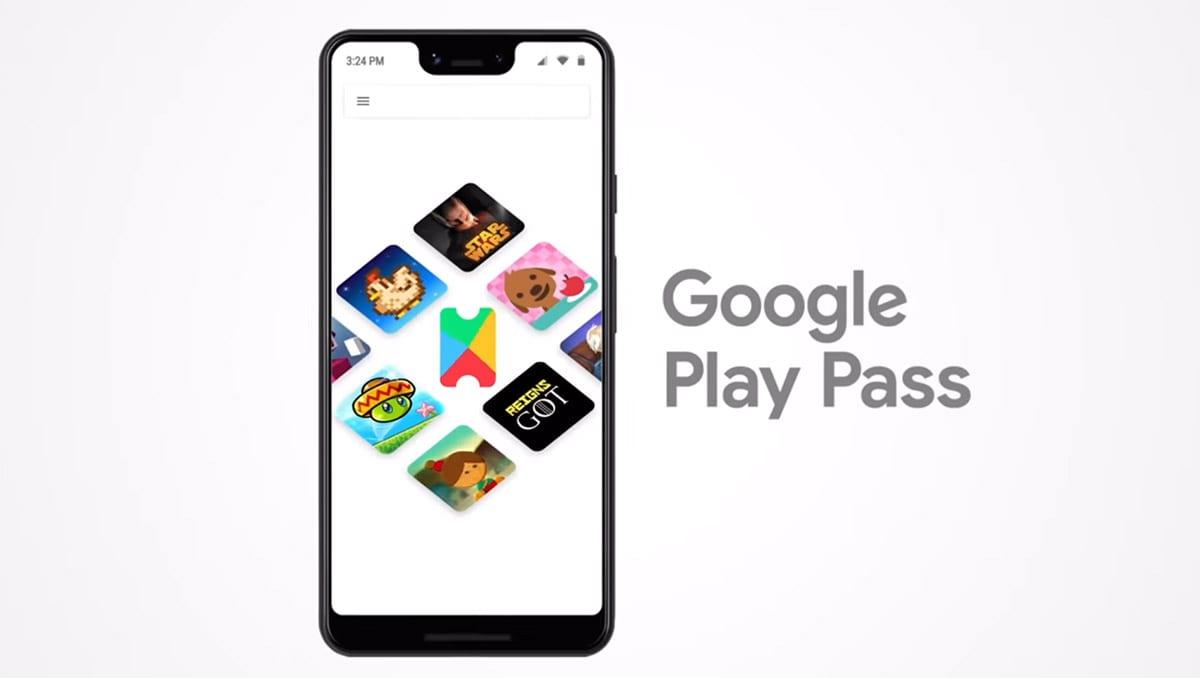 Lista de juegos de Google Play Pass
