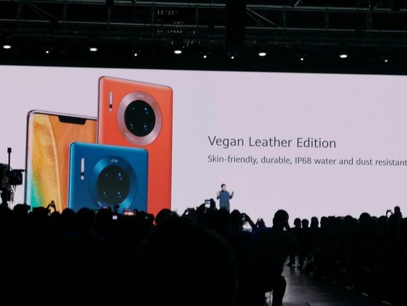 Huawei Mate 30 y Mate 30 Pro: La renovada gama alta de la marca