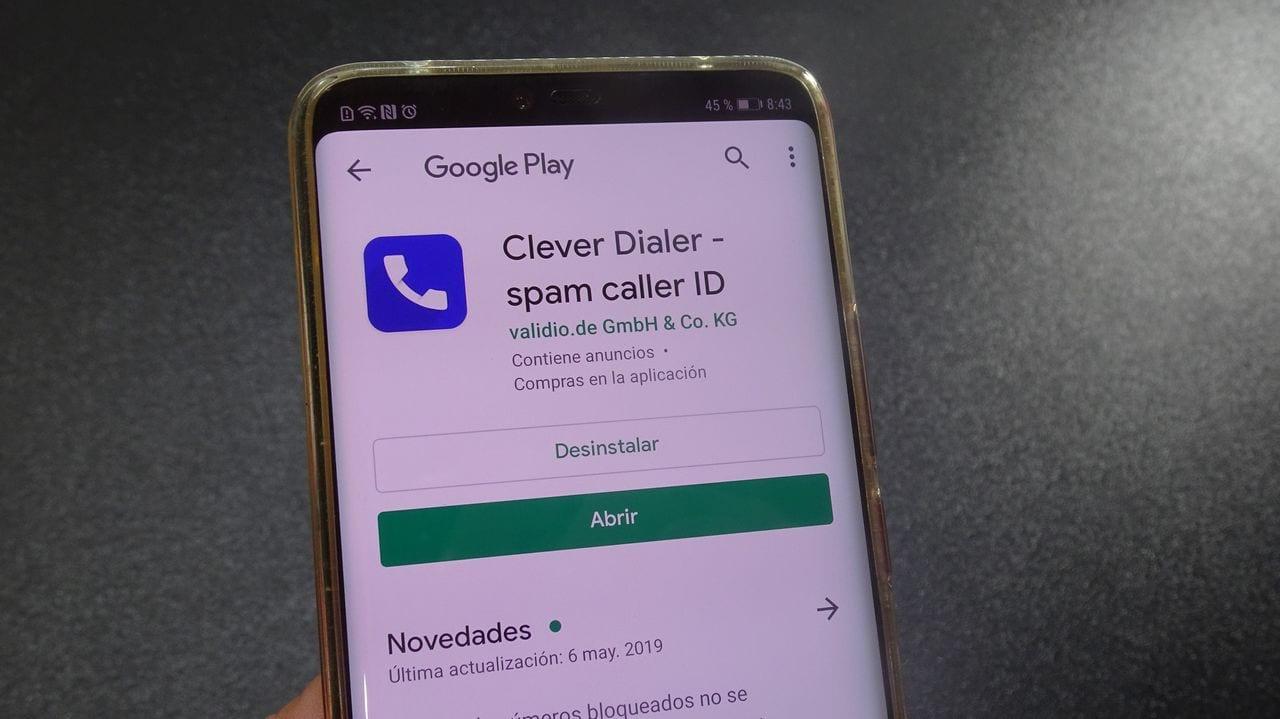 Uno de los mejores Dialer para tu Android.¡¡BRUTAL!!