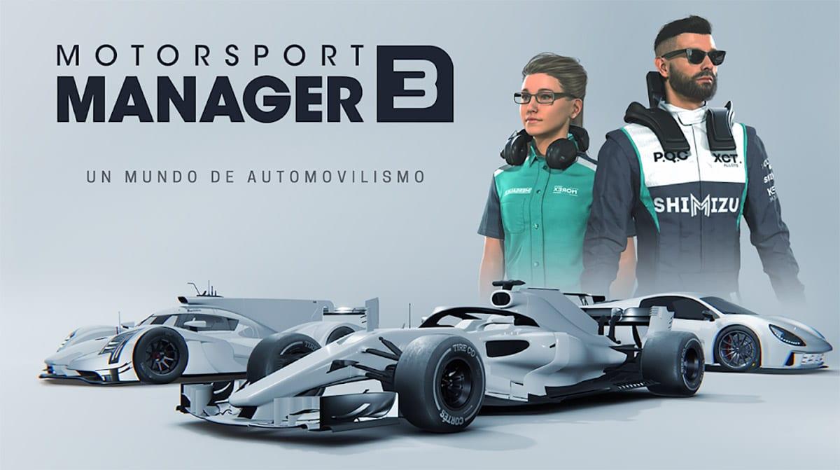 Motosport Manager 3 gratis