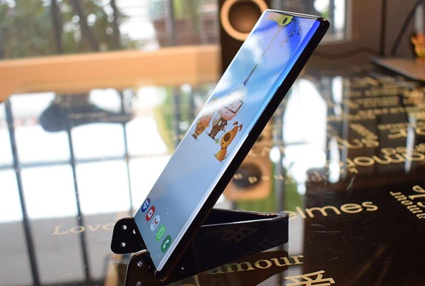 Pantalla del Galaxy Note 10 Plus