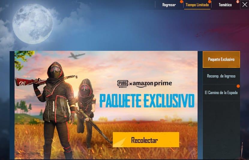 PUBG Mobile - Amazon Prime