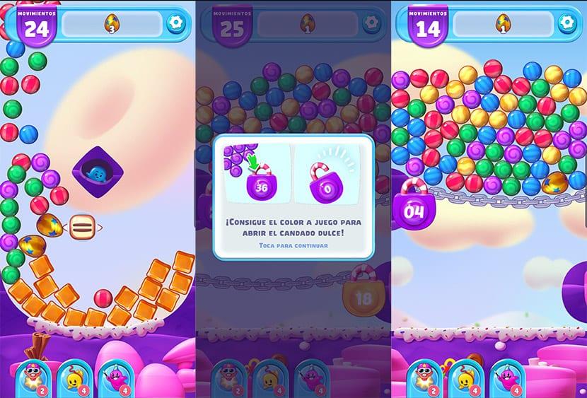 Sugar Blast en Android