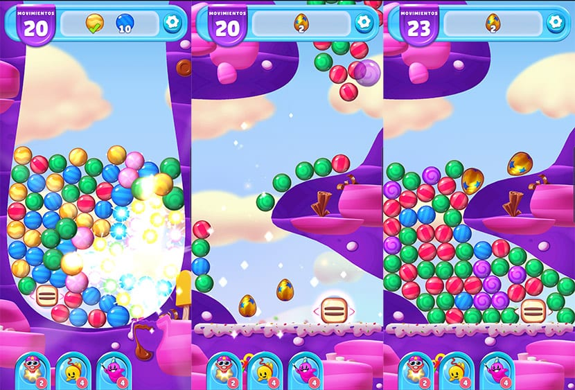 Sugar Blast en Android