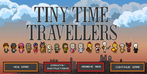 Tiny Time Travellers