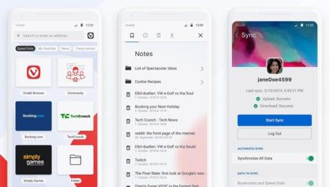 Vivaldi Android