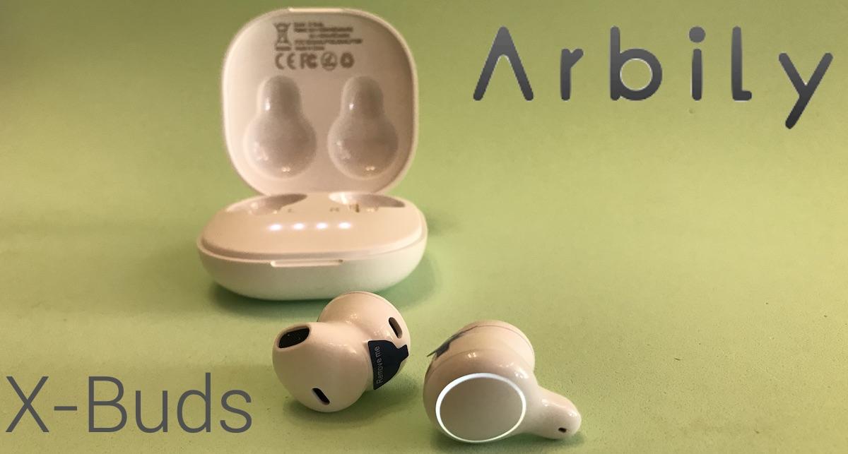 Análisis auriculares Arbily X-Buds