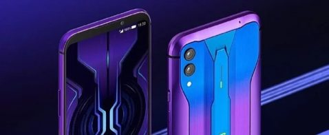 Nuevo color violeta del Xiaomi Black Shark 2 Pro