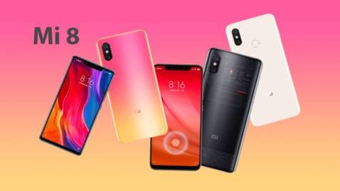 Comprar Xiaomi Mi 8 barato