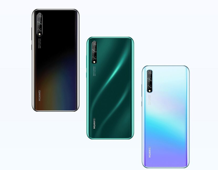 Huawei Enjoy 10s colores