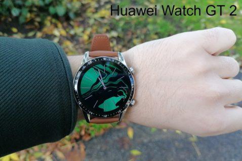 Huawei Watch GT 2 portada