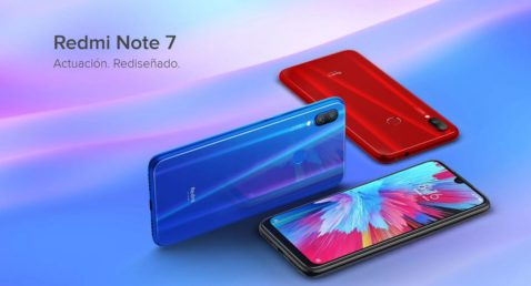 Internet Redmi Note 7