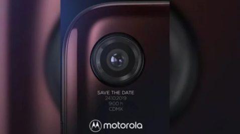 Lanzamiento del Motorola Moto G8