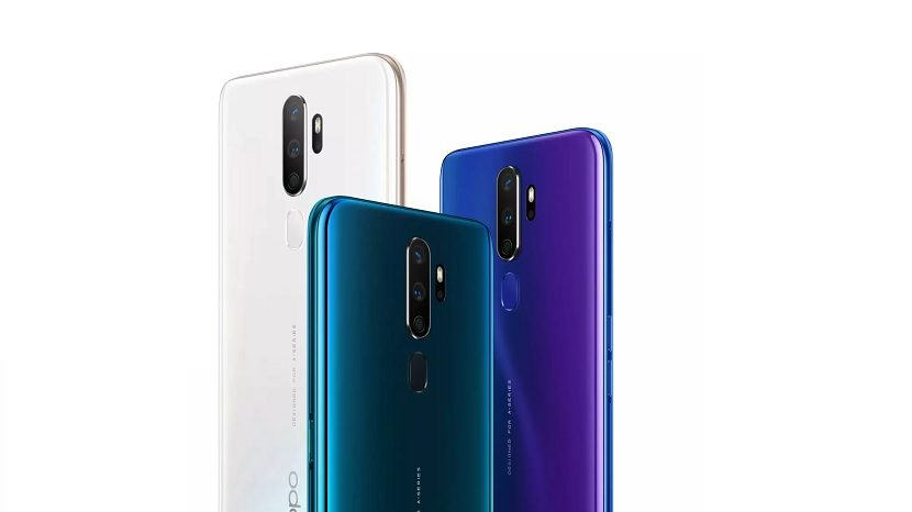 OPPO A11 Colores