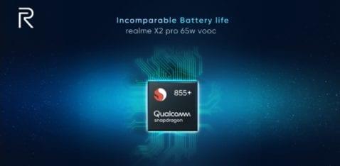Realme X2 Pro con carga rápida de 65 W