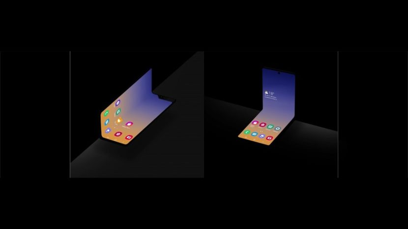 Samsung telefono plegable
