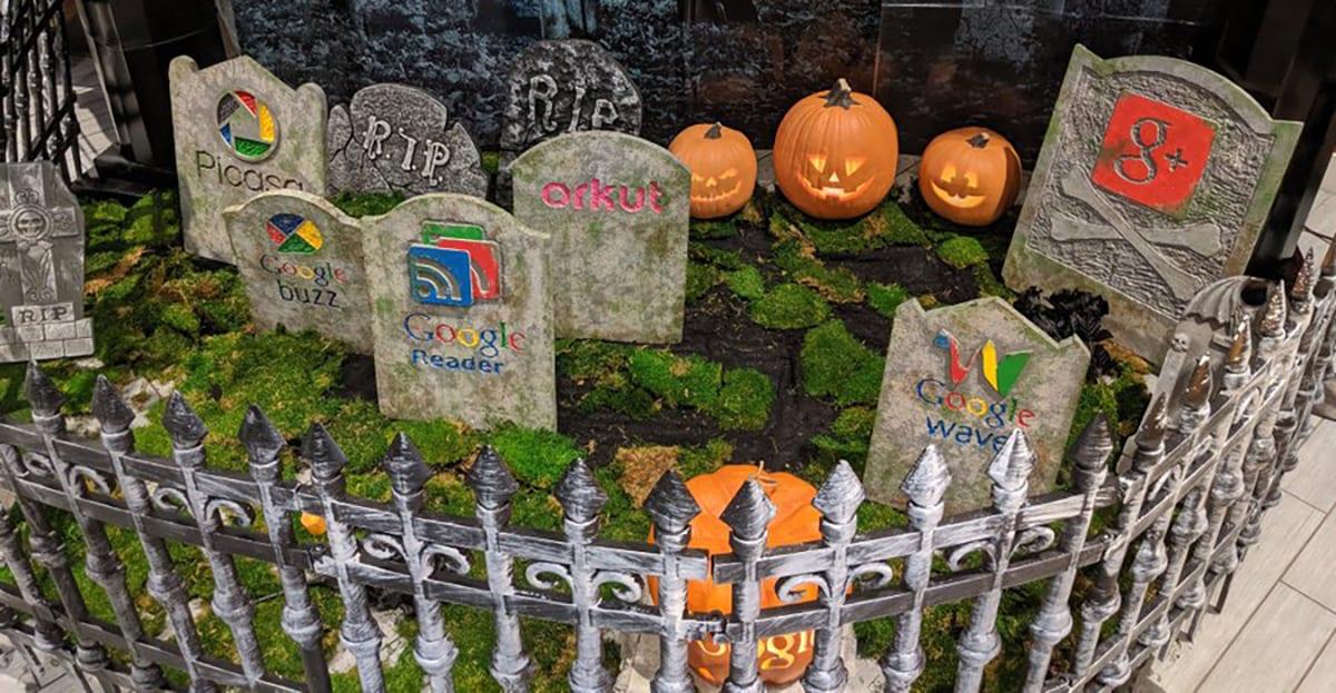 Cementerio de Google
