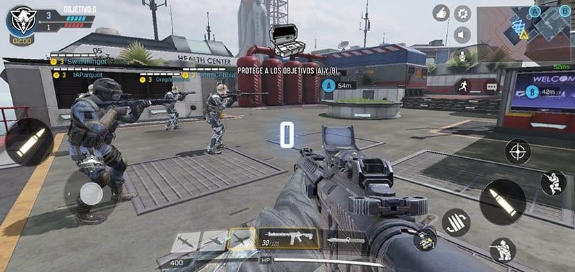 Call of Duty Mobile multijugador