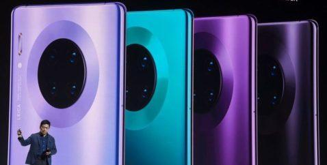 Serie Huawei Mate 30