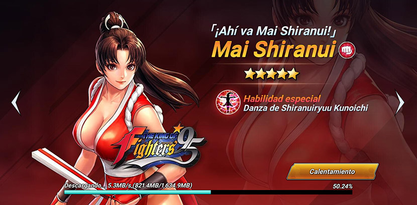 The King of Fighters Mai
