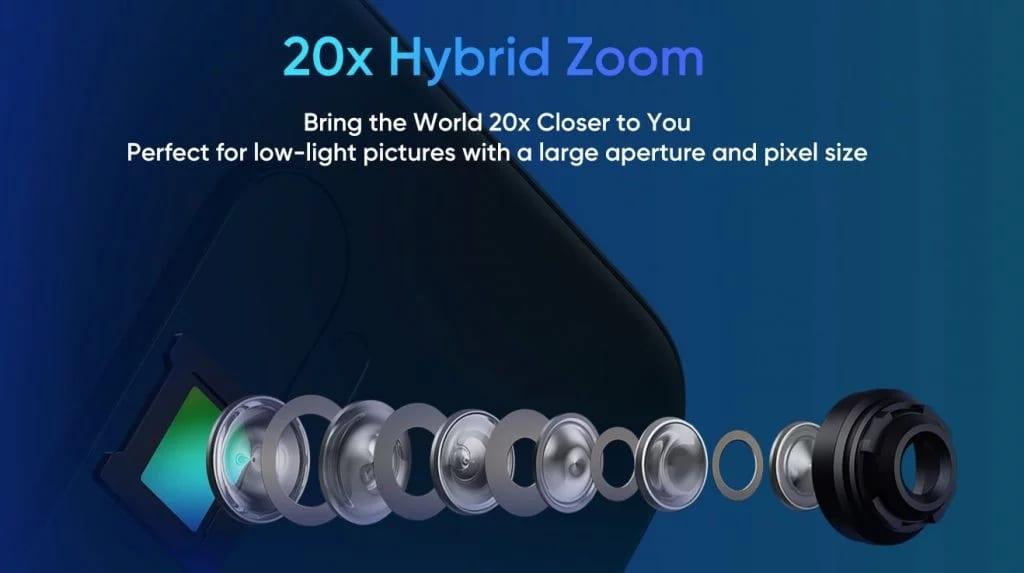 Realme X2 Pro con cámara cuádruple de 64 MP