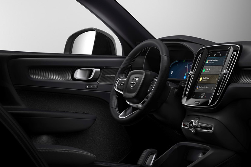 Volvo XC40 Android